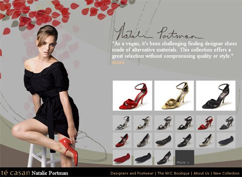 natalie portman shoes