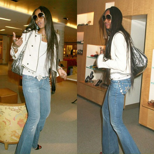 """I love the fit, model and cut of the Naomi jeans Victoria Beckham has"