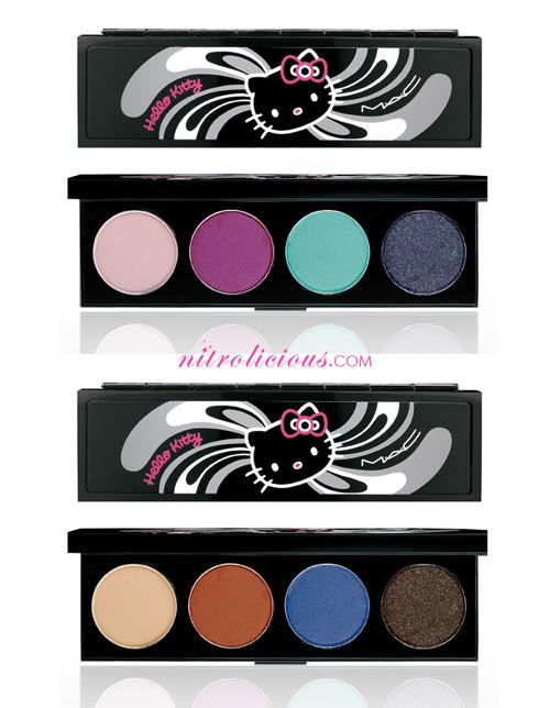 Full Look: MAC Cosmetics x Hello Kitty Collection