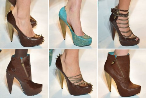 Christian Siriano for Payless Shoes Collection   Fall 2009
