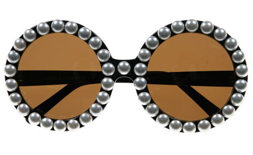 Limited Edition Sonia Rykiel Pearl Sunglasses