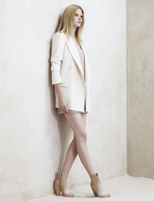 Zara Spring/Summer 2009 Ad Campaign | nitrolicious.