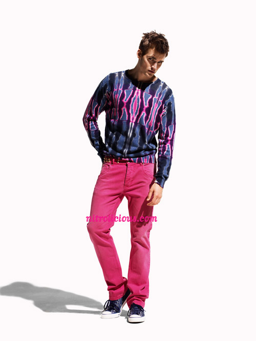 Matthew Williamson for H&M Summer 2009 Mens Collection