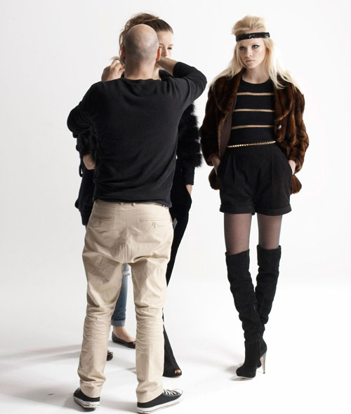 Topshop Autumn/Winter 09 Look Book [Sneak Peek]