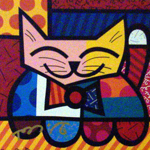 romero britto art. Fabrik Contempary Art
