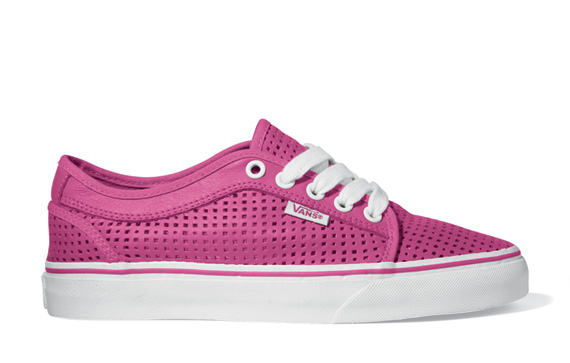 Luxe by Vans Spring 2010 Collection
