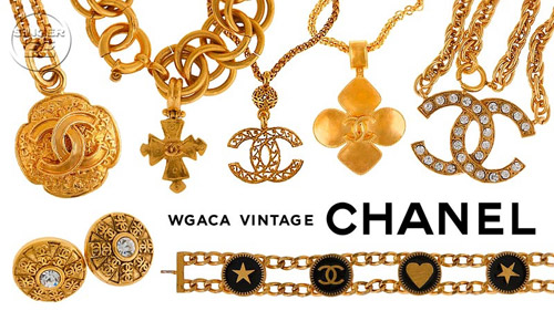 WGACA Vintage Chanel Accessories at Singer22