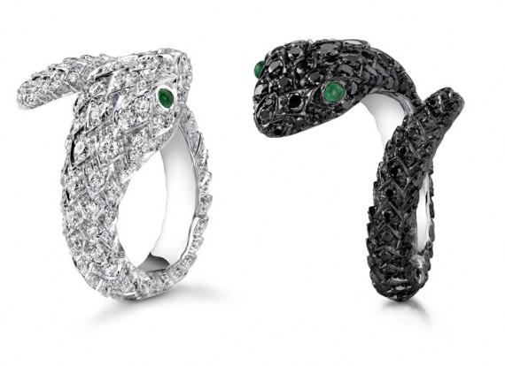 Brad Pitt & Angelina Jolie Design Jewelry for Asprey