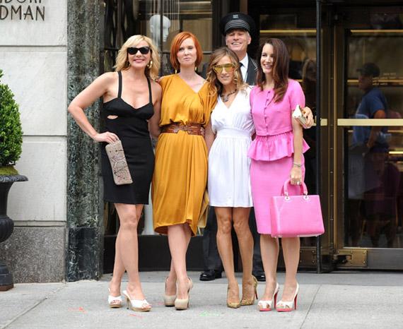 Photos: Bobby Bank/WireImage.com | September 8, 2009. Sex ...