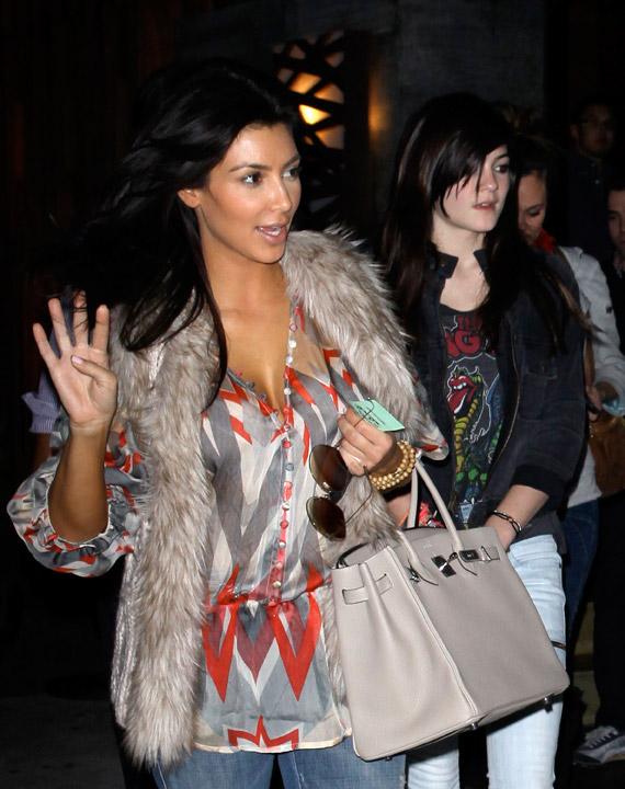 kim kardashian style 2010. Celeb Style: Kim Kardashian