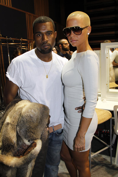 Mens  Fashion Show on Amber Rose   Louis Vuitton Men   S Fall 2010 Show   Nitrolicious Com