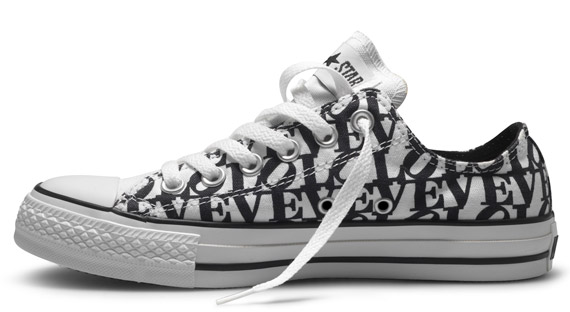Converse Chuck Taylor All Star Robert Indiana LOVE Collection