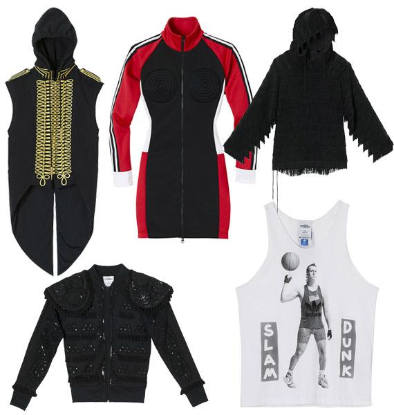 Jeremy Scott for adidas Originals Spring 2010 | Apparel