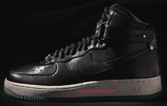 Nike Sportswear Womens Air Force 1 Stud Premium LE QS