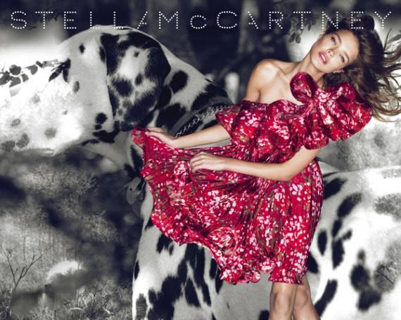 Stella McCartney Spring/Summer 2010 Ad Campaign