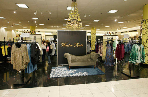 Nicole Richie Debuts Winter Kate Collection @ Nordstrom South Coast Plaza