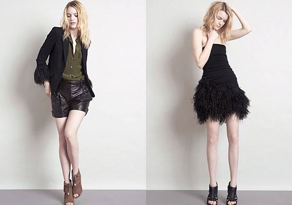 Elizabeth and James Fall 2010 Collection [First Look]