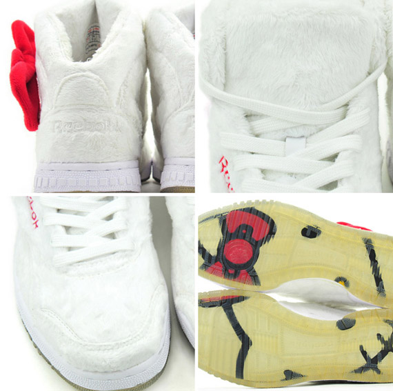 Reebok x Hello Kitty   Plush Kitty Collection