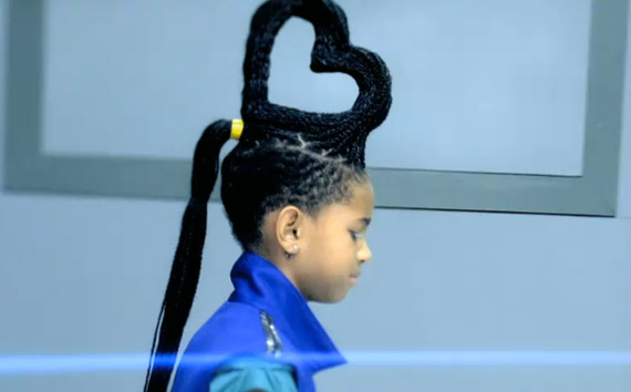 Willow Smith Whip My Hair [Official Video]