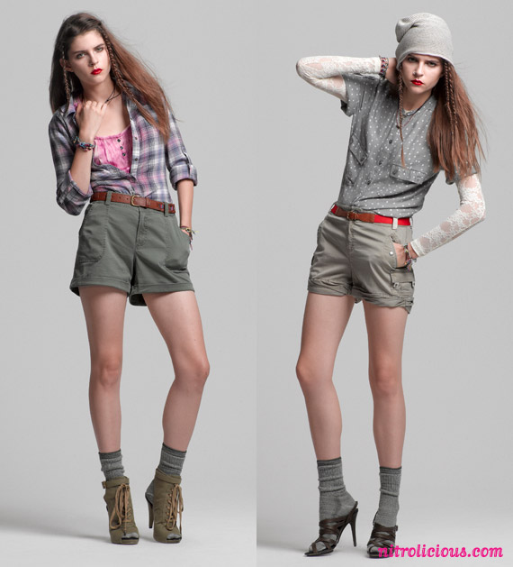 I Heart Ronson by Charlotte Ronson for JCPenney Spring 2011 Lookbook