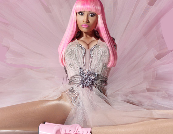 nicki minaj pink friday lipstick by mac. Nicki Minaj x MAC Pink 4
