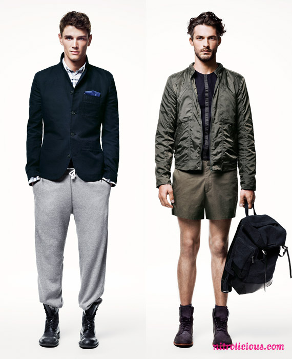 H&M Spring/Summer 2011 Mens Lookbook