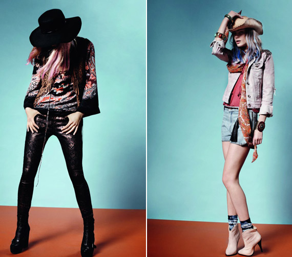 Topshop Spring/Summer 2011 Lookbook   Part 2