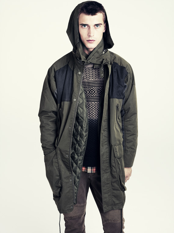 H&M Fall 2011 Mens Lookbook