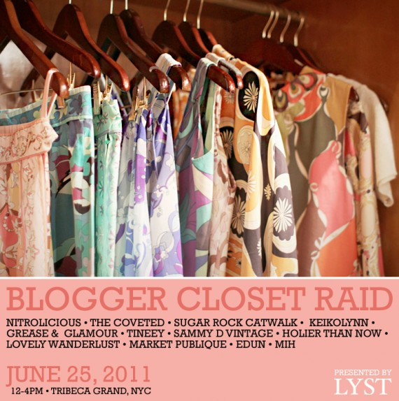 Shop My Shoe Closet this Saturday!