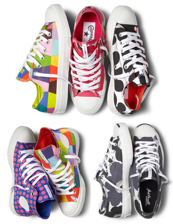 Converse x Marimekko Fall 2011 Collection