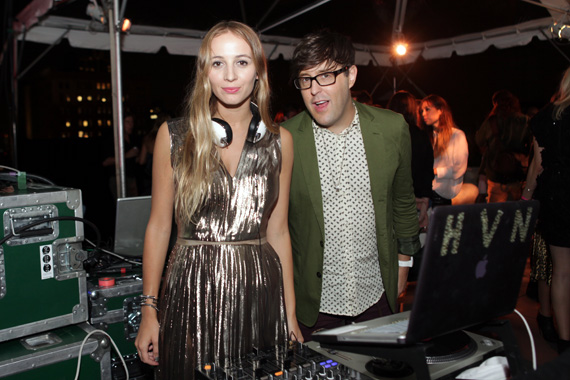 Mulberry 40th Anniversary Party in NYC