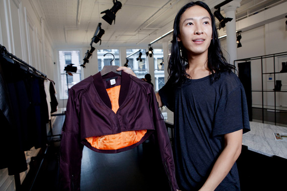 Alexander Wang Spring 2012 Preview!