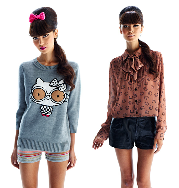 Forever 21 for Hello Kitty