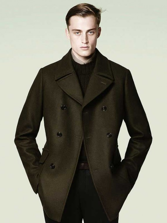 +J by Jil Sander for UNIQLO Fall 2011 Collection Lookbook