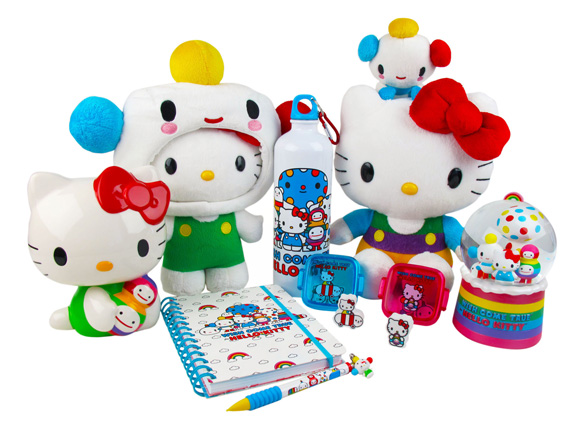 Sanrio x FriendsWithYou Wish Come True for Hello Kitty Collection