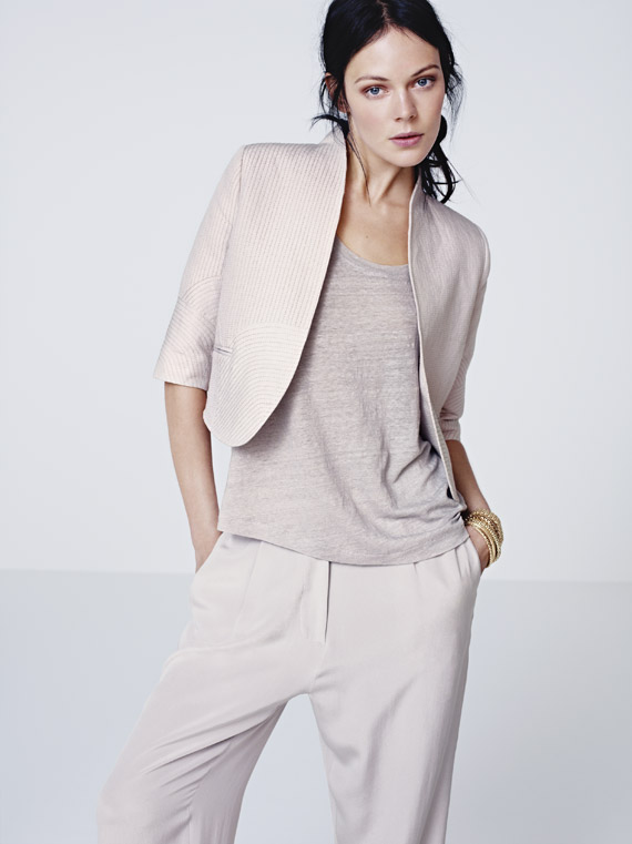 H&M Womens Spring 2012 Lookbook