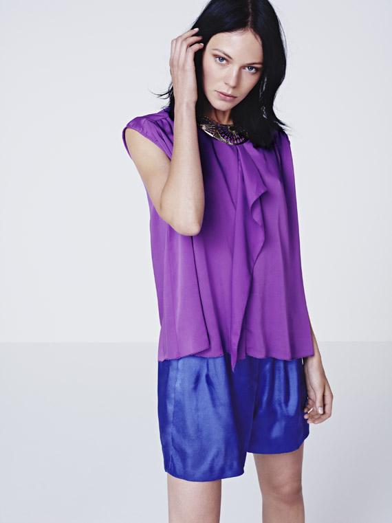 H&M Womens Spring 2012 Lookbook