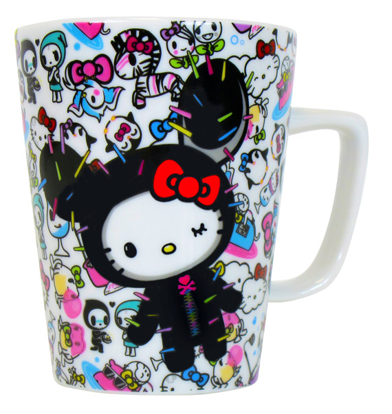 tokidoki & Nooka for Hello Kitty