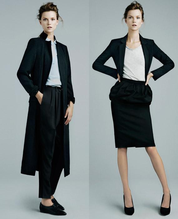 Zara Woman November 2011 Lookbook