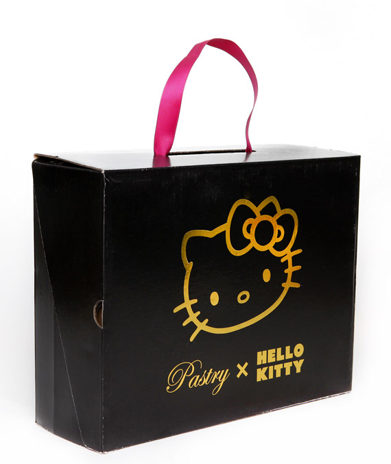 Pastry x Hello Kitty
