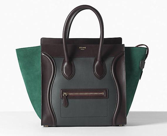 новая коллекция сумок селин фото - Сумки.