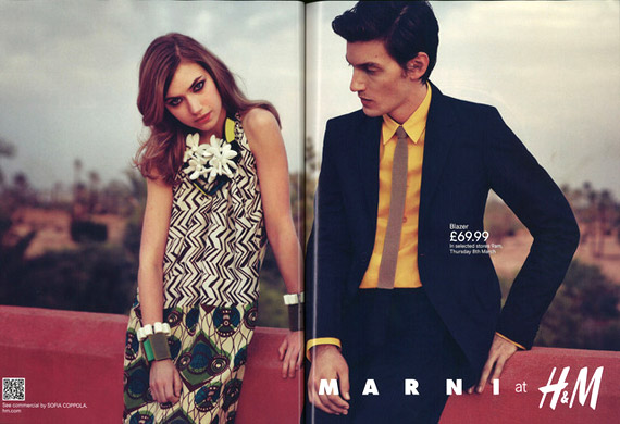 Marni at H&M | Sneak Peek!