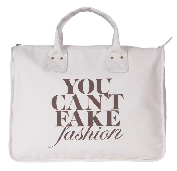eBay x CFDA   YOU CAN'T FAKE FASHION Campaign 2012