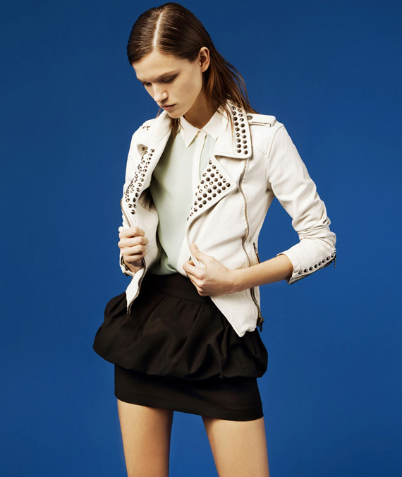 Zara Woman March 2012 Lookbook