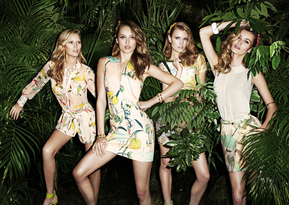 H&M Conscious Collection Spring 2012