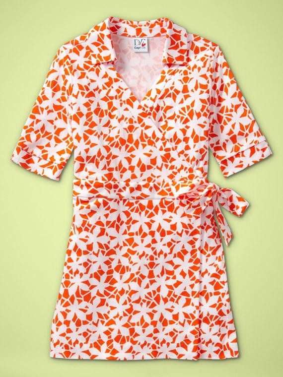 Diane von Furstenberg for GapKids & babyGap Spring 2012