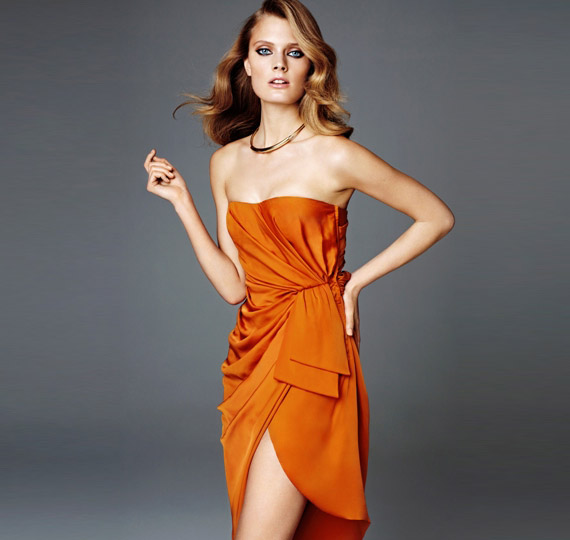 H&M Exclusive Conscious Collection Spring 12 Red Carpet Looks
