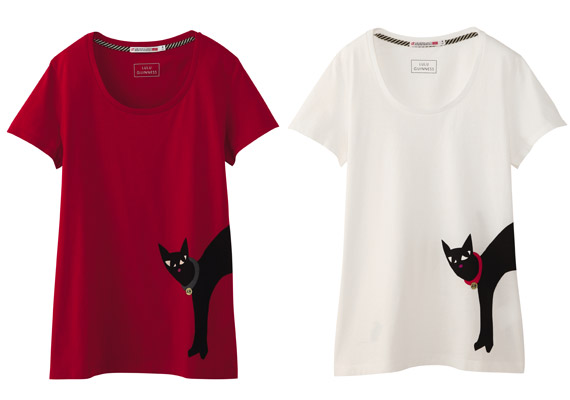 Lulu Guinness for UNIQLO UT