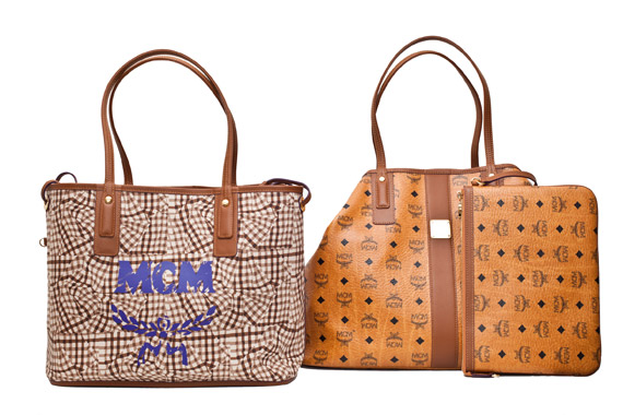 MCM Sunshine Nomad Spring/Summer 2013 Collection