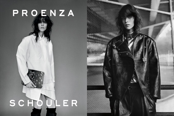 Proenza Schouler Fall/Winter 2012 Ad Campaign